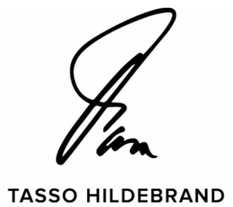 Tasso Hildebrand – Unsichtbares sichtbar